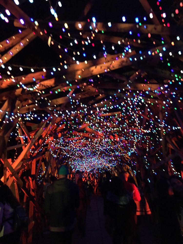 La Zoo Lights Address