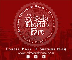 St. Louis World's Fare Heritage Festival and Games