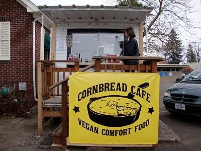 Cornbread Cafe All Vegan Business