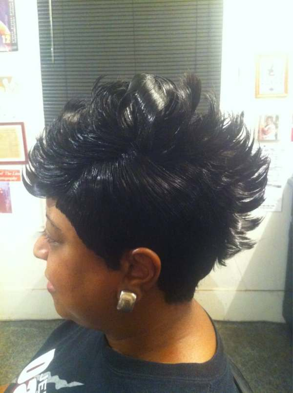 30 Mohawk Quick Weaves Long Hairstyles Hairstyles Ideas Walk