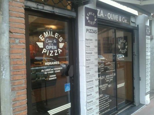 Emile's Pizza