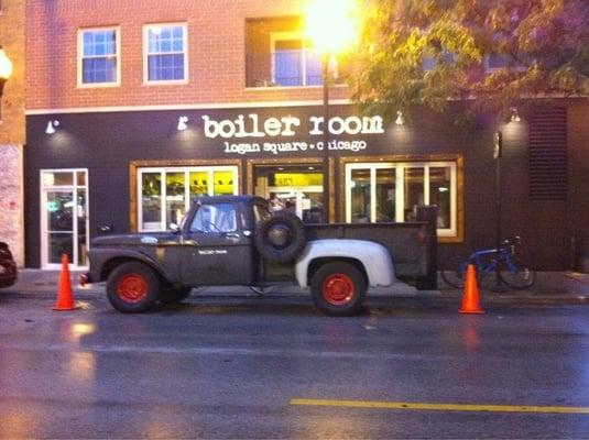 The Boiler Room  Pizza  Logan Square  Chicago IL  Reviews  Photos  Menu  Yelp