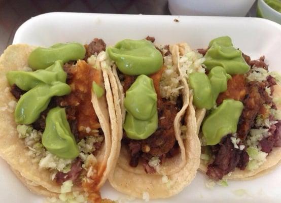 Bite Sized Phoenix Backyard Taco