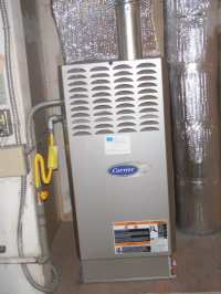 Carrier 80% Efficient Residential Furnace   Yelp