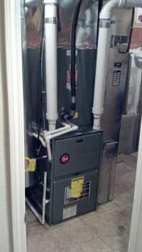 High Efficiency RHEEM Furnace | Yelp