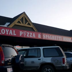 Royal Pizza, Edmonton, AB