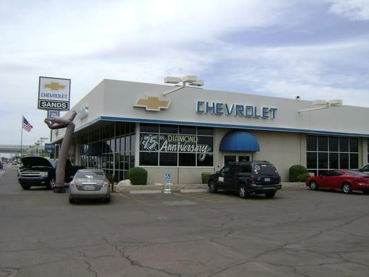 Sands Chevrolet Of Glendale 15 Photos Car Dealers