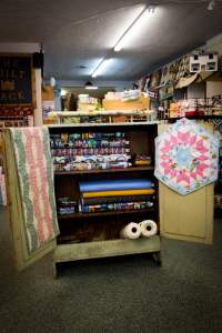 Photos for The Quilt Rack & Wool Cubby