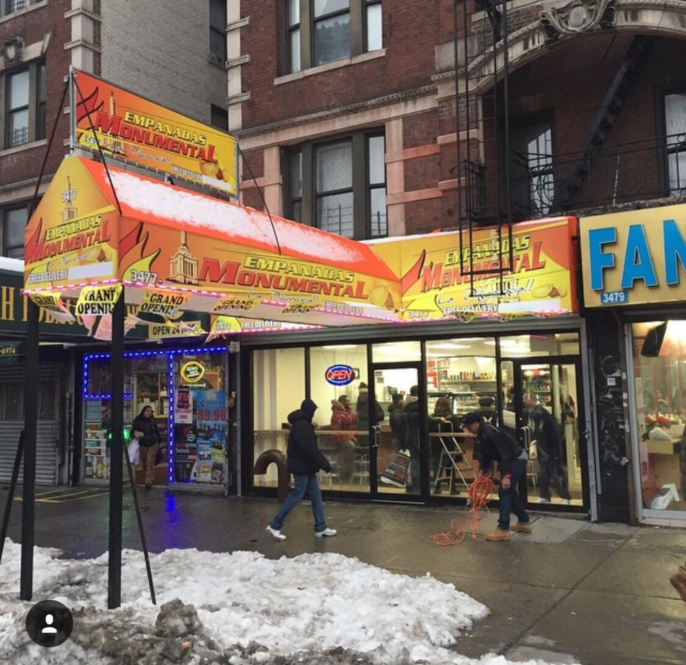 Empanadas Monumental  Order Food Online  14 Reviews  Empanadas  Harlem  New York NY