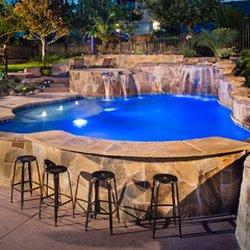 Photo Of Pool Stop Rockwall Tx United States Award Winning Pool Design