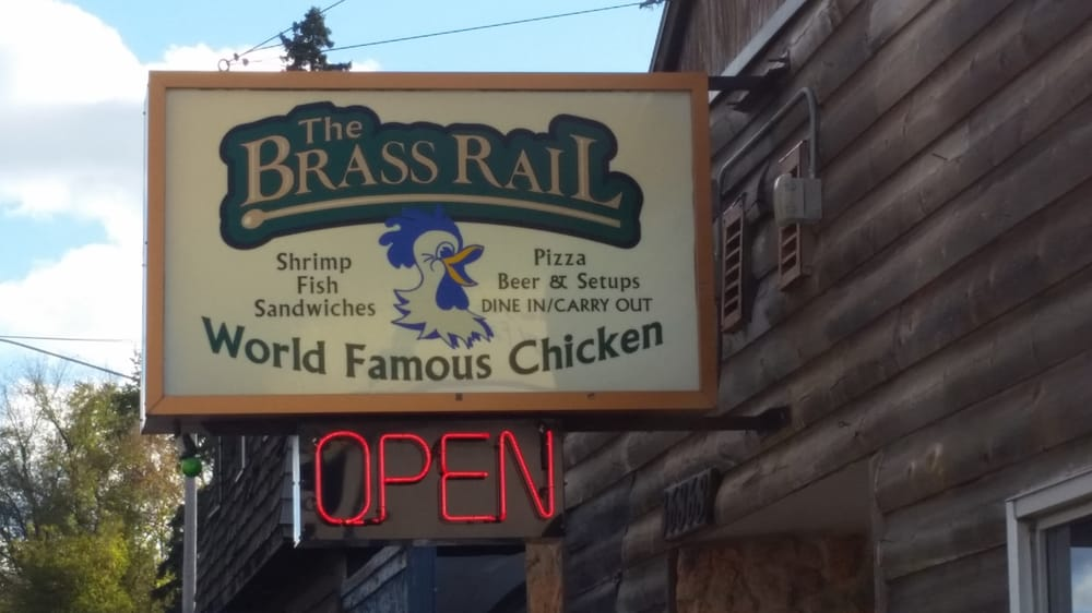 Welcome to The Historic Brass Rail  Yelp
