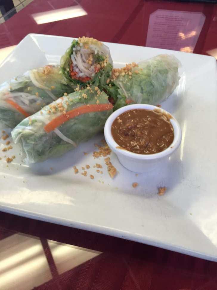 Thai Corner Kitchen Greensboro United States