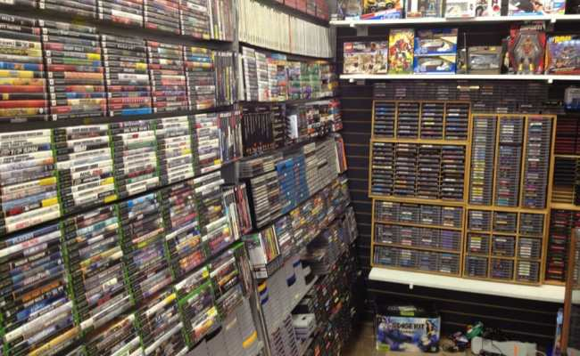 This Has An Awesome Variety Of Older Video Games And Old