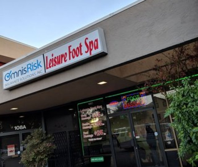Photo Of Leisure Foot Massage Spa Sunnyvale Ca United States