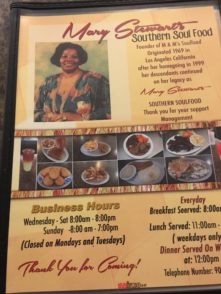 Good Southern Food Near Me