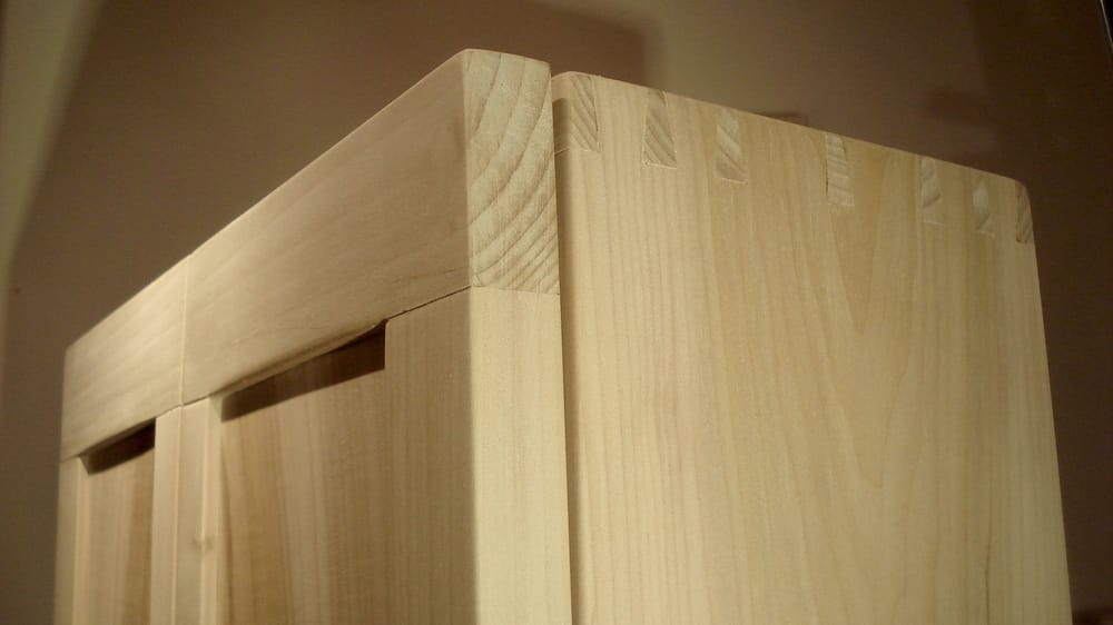 Poplar Shelves