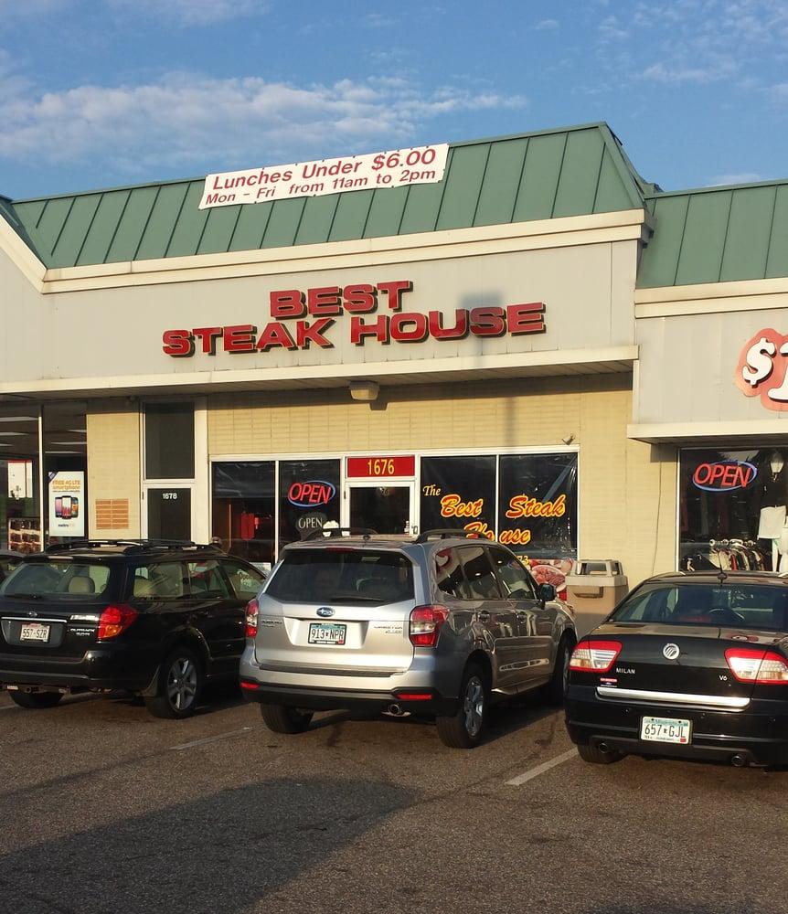 Fancy Steakhouse Near Me