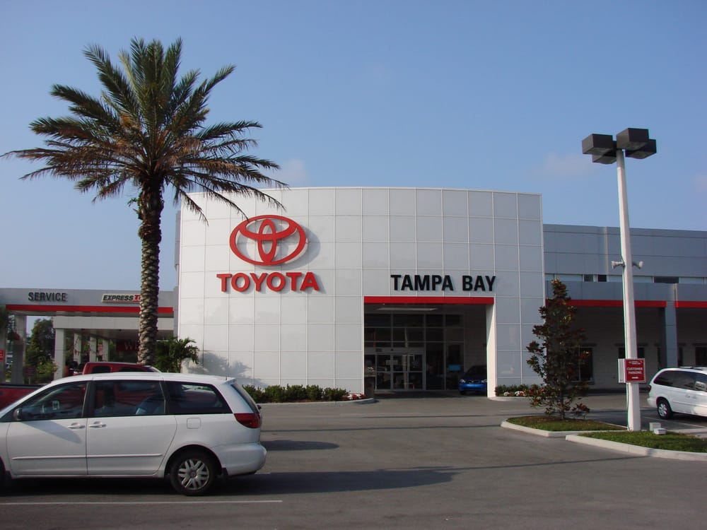 Toyota Of Tampa Bay  28 Photos & 62 Reviews  Car Dealers