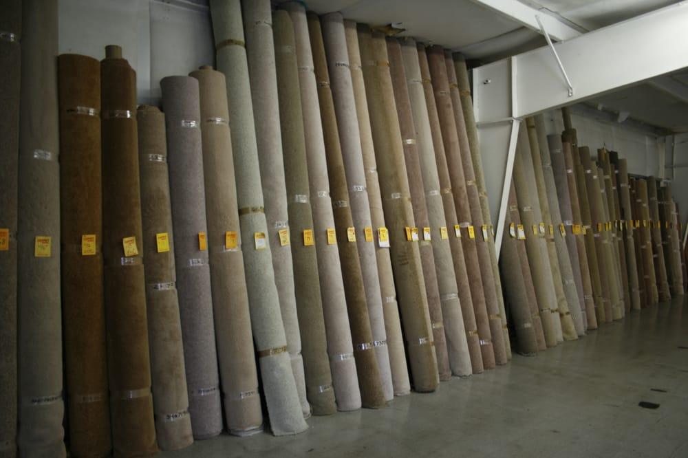 Carpet remnants in stock