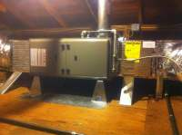 80 percent furnace attic to code - Yelp