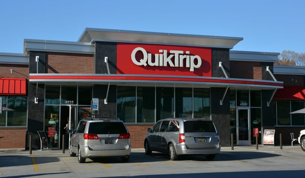 QuikTrip - 19 Photos & 17 Reviews - Gas & Service Stations - 4535 Liberty Hwy. Anderson. SC - Phone Number - Yelp