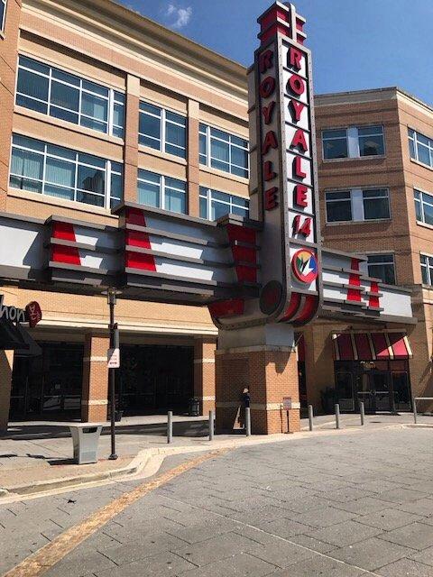 Regal Cinemas Hyattsville Royale 14  16 Photos  70 Reviews  Cinema  6505 America Blvd