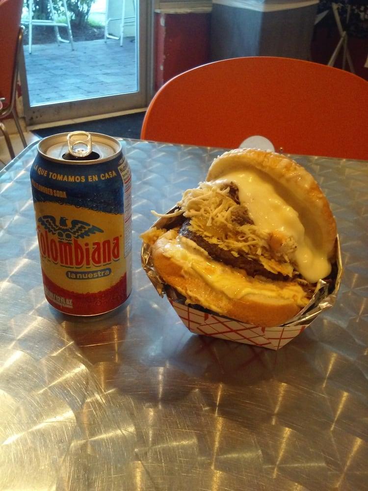 gordo burger mix and