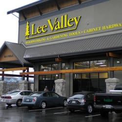 Lee Valley Hardware Locations