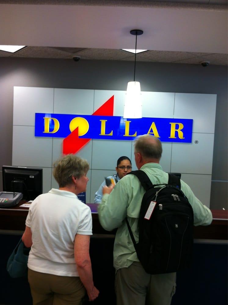 Kansas City Airport Dollar Rent Car