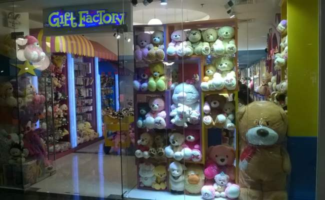 Gift Factory Toy Stores 2nd Level Glorietta 2 Palm