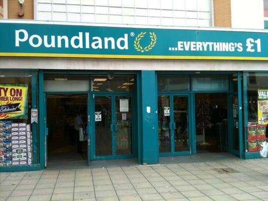 Poundland - Discount Store - 158 High Street. Uxbridge. Uxbridge. London. United Kingdom - Phone Number - Yelp