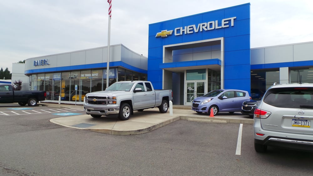 Pittsburgh Pa Chevrolet Dealers
