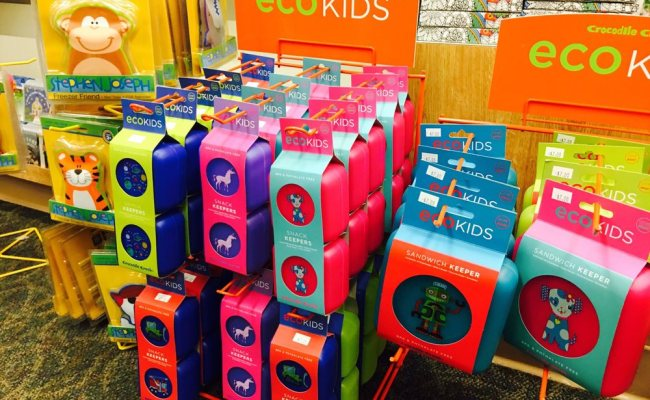 So Many Ecokids Goodies At The Gift Shop Yelp