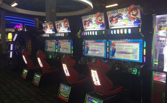Mario Kart Dx Arcade Yelp