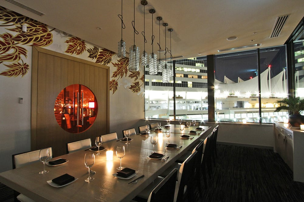 6 of Vancouvers Best Private Dining Rooms  Notable Life