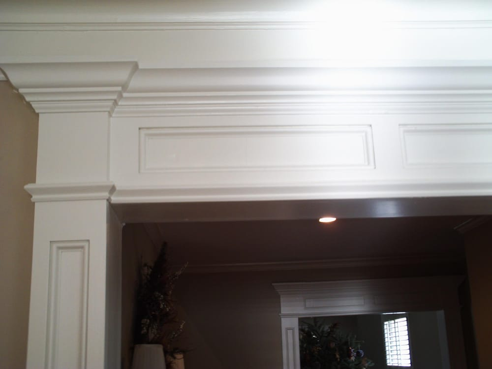 beadboard chair rail hairdresser dimensions crown moulding door surrounds wainscoting judges panels photo of kelly cabinetry columbia sc united states