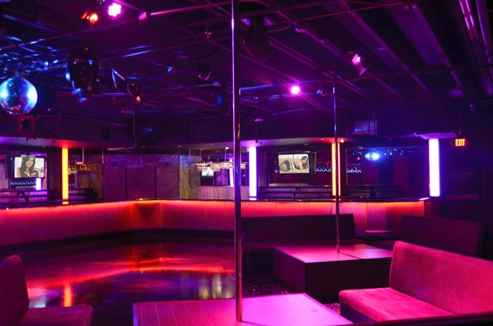 Miami Velvet is a modernera swingers club with the look