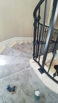 Finished staircase in pinecrest. - Yelp