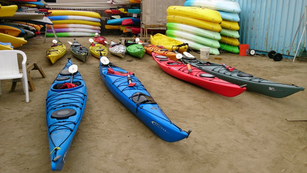 Southwind Kayak Center Rental Base - Newport Beach, CA, United States