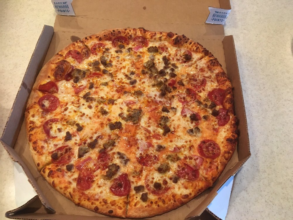Brooklyn Style Pizza Dominos