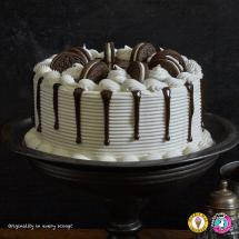 Marble Slab Ice Cream Birthday Cake