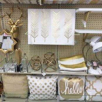 Teenage Girl Room White And Gold Polka Dot Wallpaper Hobby Lobby 54 Photos Amp 53 Reviews Home Decor 4625