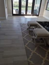 Tile installation we just completed for Brooke and Jerry G ...