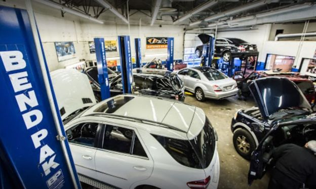 Hi Tech Automotive Of Wheeling Auto Repair 890 S