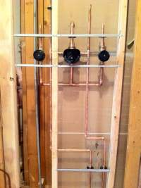Shower valve with transfer valves - Yelp