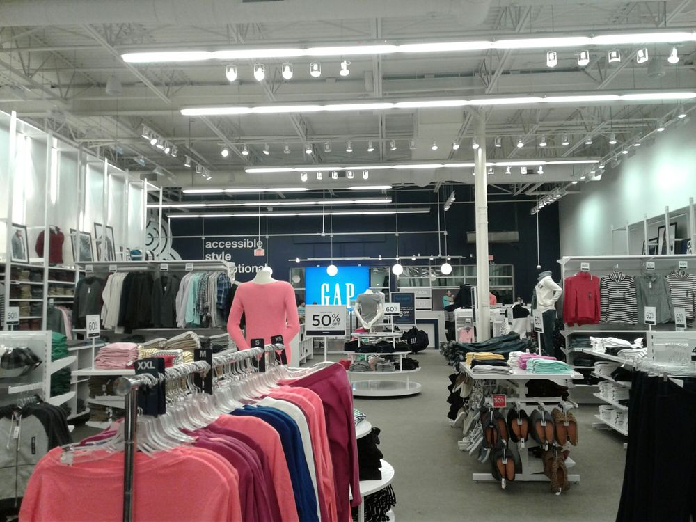 Gap Factory Outlet - Outlet Stores - 8180 11th Street SE. Calgary. AB - Phone Number - Yelp
