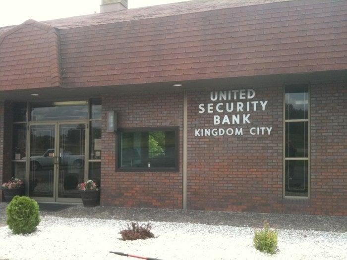 Security Bank Contact
