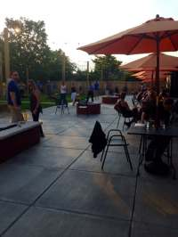 Loved the patio!! | Yelp