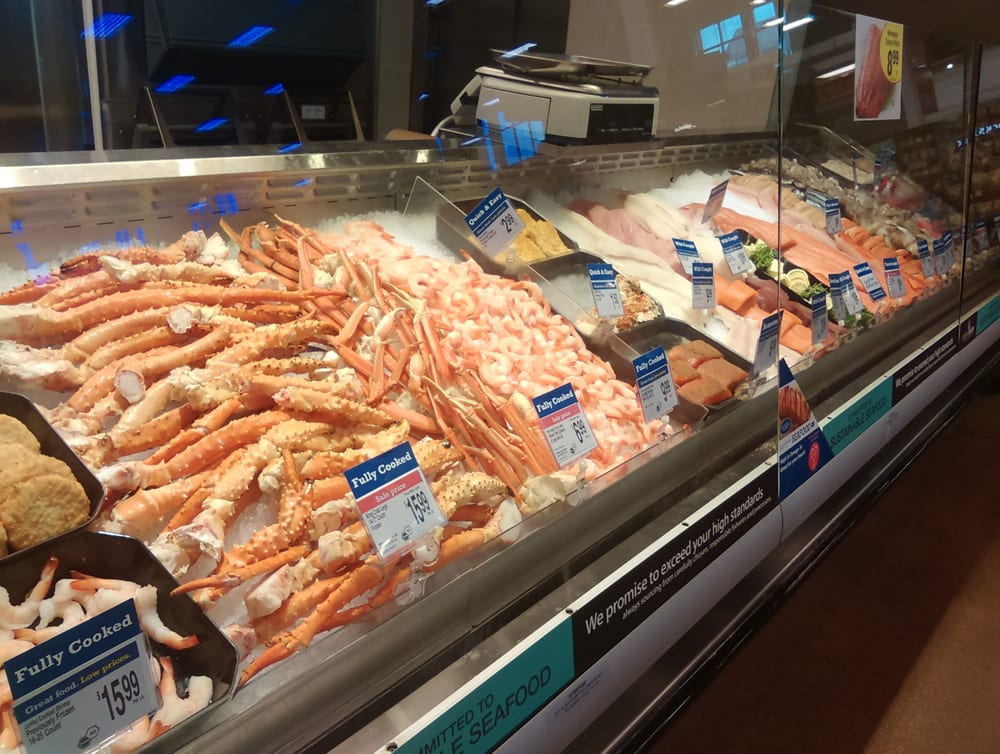 Fresh Seafood Stores Near Me