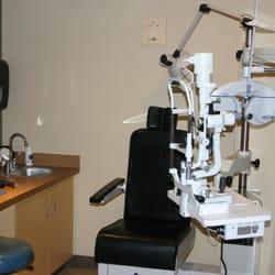 Eye Doctor Chair